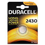 Duracell 2430 Lithium 3V pas cher