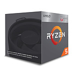 AMD Ryzen 5 2400G Wraith Stealth Edition (3.6 GHz) pas cher