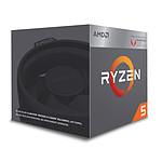AMD Ryzen 5 2400G Wraith Stealth Edition (3.6 GHz) avec mise à jour BIOS pas cher