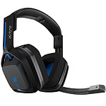 Astro A20 Wireless Gris/Bleu (PC/Mac/PlayStation 4) pas cher