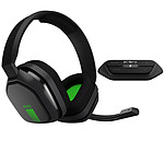 Astro A10 + MixAmp M60 Gris/Vert (PC/Mac/Xbox One/PlayStation 4/Switch/Mobiles) pas cher