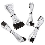 BitFenix Alchemy - Extension Cable Kit - blanc pas cher