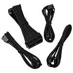 BitFenix Alchemy - Extension Cable Kit - noir pas cher