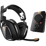 Astro A40 TR + MixAmp Pro TR Noir (PC/Mac/PlayStation 4/Switch) pas cher