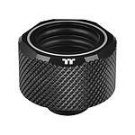 Thermaltake Pacific C-Pro G1/4 PETG 16 mm - Noir pas cher