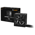 be quiet! System Power 9 600W 80PLUS Bronze pas cher