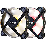 IN WIN Polaris RGB Twin Pack Aluminium pas cher