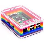 Pimoroni Pibow 3 Rainbow pas cher