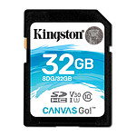 Kingston Canvas Go! SDG/32GB pas cher