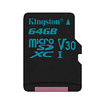 Kingston Canvas Go! SDCG2/64GBSP pas cher