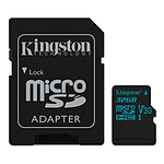 Kingston Canvas Go! SDCG2/64GB pas cher