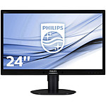 "Philips 24"" LED - 241B4LPYCB pas cher"