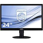 "Philips 24"" LED - 241B4LPYCB pas cher"