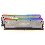 Ballistix Tactical Tracer RGB 32 Go (2x 16 Go) DDR4 2666 MHz CL16 pas cher