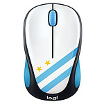 Logitech M238 Wireless Mouse Fan Collection Argentine pas cher