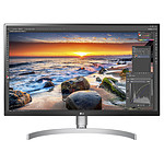 "LG 27"" LED 27UK850-W pas cher"