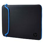 "HP Chroma Sleeve 15.6"" Bleu/Noir pas cher"