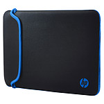 "HP Chroma Sleeve 14"" Bleu/Noir pas cher"