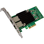 Intel Ethernet Converged Network Adapter X550-T2 (bulk) pas cher