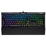 Corsair Gaming K70 RGB MK.2 (Cherry MX Silent Pink) pas cher