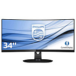 "Philips 34"" LED - 349P7FUBEB pas cher"