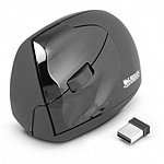 Urban Factory Wireless Ergo Mouse (pour gaucher) pas cher
