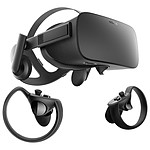 Oculus Rift + Touch MARVEL Powers United VR pas cher