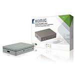 König Switch HDMI 4 ports pas cher