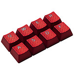 HyperX FPS/MOBA Gaming Keycaps Rouge pas cher