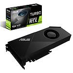 ASUS GeForce RTX 2080 Ti TURBO-RTX2080TI-11G pas cher