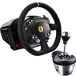 Thrustmaster TS-PC Racer 488 Challenge Edition + TH8A Add-on Shifter OFFERT ! pas cher