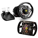 Thrustmaster TX Racing Wheel Ferrari 458 Italia Edition + Ferrari F1 Wheel Add-On pas cher