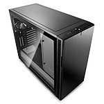 Fractal Design Define R6 USB-C TG Blackout pas cher