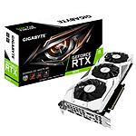 Gigabyte GeForce RTX 2070 GAMING OC White 8G pas cher