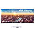 """Samsung 34"""" QLED - C34J791WTR pas cher"""