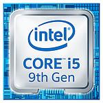 Intel Core i5-9600K (3.7 GHz / 4.6 GHz) (Bulk) pas cher