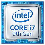 Intel Core i7-9700K (3.6 GHz / 4.9 GHz) (Bulk) pas cher