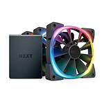 NZXT Aer RGB 2 Triple Starter 120 mm pas cher