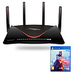 Netgear Nighthawk Pro Gaming XR700 + Battlefield V (PlayStation 4) pas cher