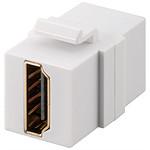 Goobay coupleur HDMI pour boitier réseau type Keystone pas cher