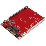 StarTech.com Adaptateur PCI Express M.2 vers U.2 pas cher