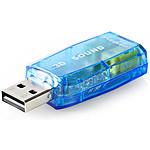 Nedis Carte Son 5.1 3D USB pas cher