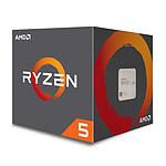 AMD Ryzen 5 2600X MAX (3.6 GHz) pas cher