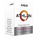 AMD Athlon 3000G (3.5 GHz) pas cher