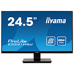"""iiyama 24.5"""" LED - E2591HSU-B1 pas cher"""