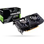 INNO3D GeForce GTX 1050 Twin X2 3 Go pas cher
