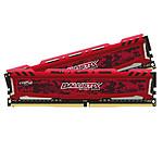 Ballistix Sport LT 32 Go (2 x 16 Go) DDR4 2666 MHz CL16 SR pas cher