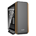 be quiet! Silent Base 801 Window (Orange) pas cher