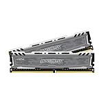 Ballistix Sport 8 Go (2 x 4 Go) DDR4 2666 MHz CL16 pas cher