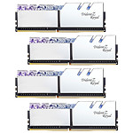 G.Skill Trident Z Royal 32 Go (4 x 8 Go) DDR4 4000 MHz CL17 - Argent pas cher